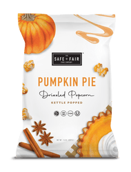 Pumpkin Pie Drizzled Popcorn - 7.5oz. Bag