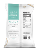 Sea Salt Seasoned Popcorn