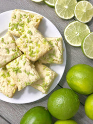 Key Lime Pie Blondie Mix