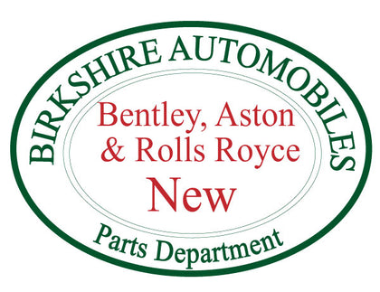 Bentley, Aston Martin & Rolls Royce New Parts
