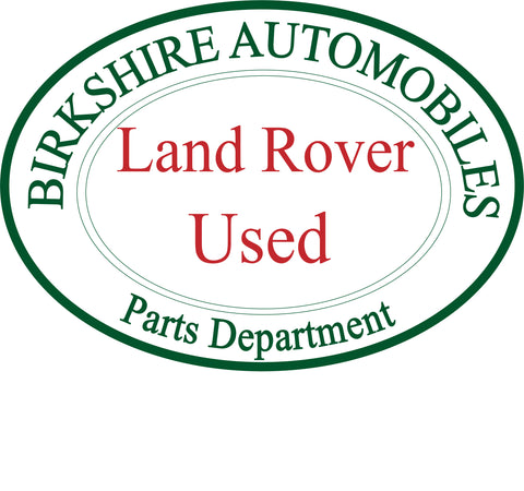 Land Rover - Used Parts