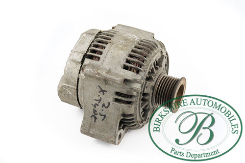 Jaguar alternator  part # C2S3710 Fits Jaguar X types with 2.5l 2002-2008