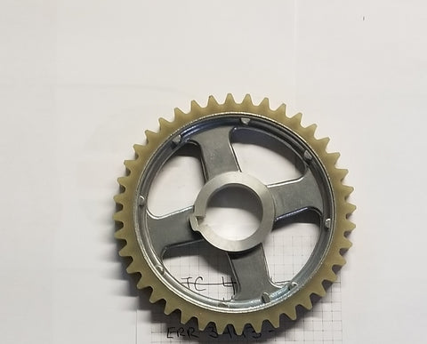 NEW CAMSHAFT TIMING GEAR SPROCKET FOR LAND ROVER PART # 610289. FITS LAND ROVER DEFENDER 1993-1995, LAND ROVER DISCOVERY 1995, RANGE ROVER 1988-1994.