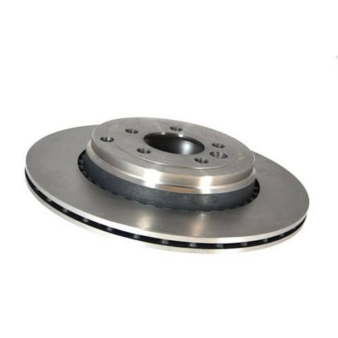 LANDROVER REAR DISC BRAKE ROTOR PART #LR016192. FITS RANGEROVER SPORT SUPERCHARGED 2010-2013