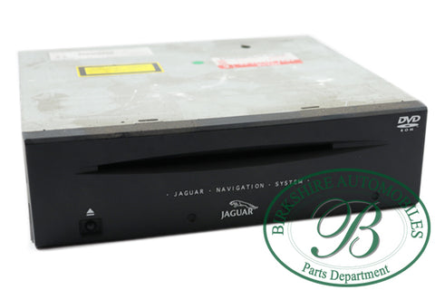Jaguar Navigation Module part #2W93 10E887 CC. Fits Jaguar Xk's,Xkr,Xk8