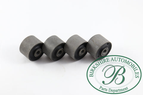Jaguar Rear Trailering Arm Bushings part # MHC3160AA. Fits Jaguar XK,XJ,Vanden Plas 1961-1984
