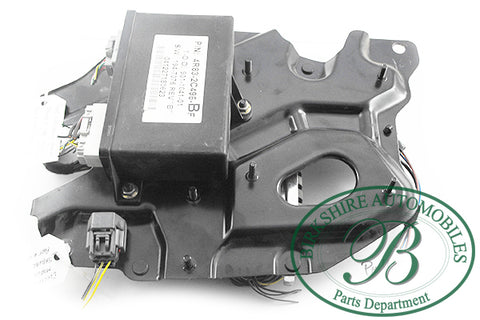 Jaguar Parking brake module part #4R83-2C496-BF. Fits Jaguar S-Type XJ VDP XJ8 2004-2006