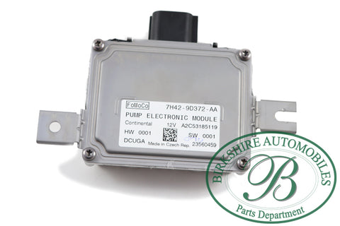 New Land Rover OEM Fuel Pump Control Module # WQM500020. Fits 2010-2016 Land Rover LR4, 2012-2014 Range Rover Evoque