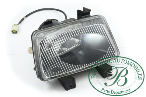 Land Rover Discover 2 fog lamp part # AMR5618. Fits 1998 and up Land Rover Discovery series 2