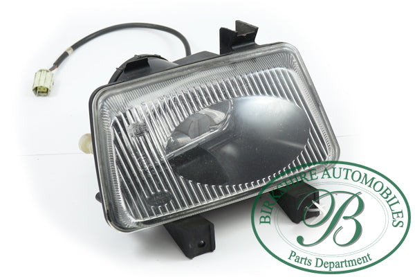land rover discovery 2 fog light installation