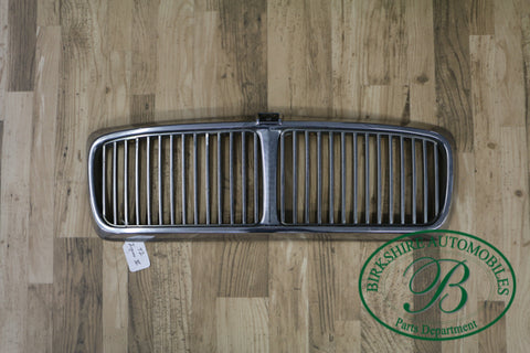 Jaguar series III chrome grille. Fits Jaguar XJ6 1988 1989 1990 1991 1992 1993 1994 Grill XJ8 XJ