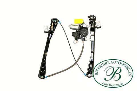 Jaguar Left Front Window Regulator W/ Motor Part XR8 48098, XR8 48094 Fits 03-08 S-type