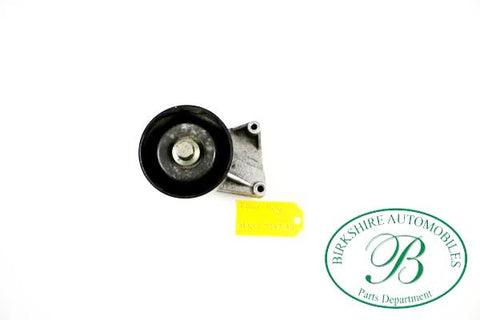 Jaguar Supercharger Idler Pulley Part #38028 & Bracket Part #NCC 7747 AD (Supersedes to #C2C 37056) Fits 03-08 S-type, 00-03 VDP/ XKR, 98-03 XJR