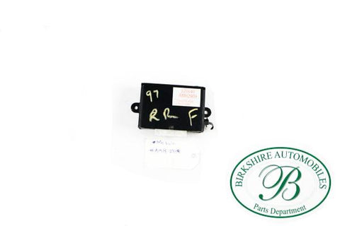 Land Rover Passenger door amplifier module part # AMR 2909. Fits 1995-1998 Range Rover