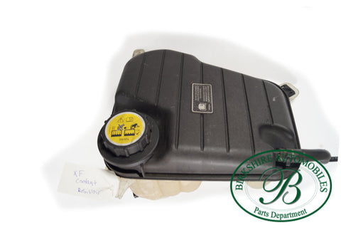 Jaguar Coolant Expansion Tank/ Reservoir Part #C2Z29118 Fits 10-15 XF
