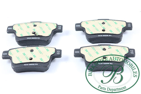Jaguar OEM Rear Brake Pads # C2S52081. Fits 2005-2008 Jaguar X-type