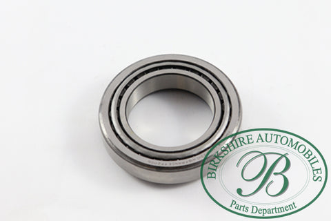 Jaguar Outer Wheel Bearing part #CAC6333. Fits Jaguar 88-03 VDP, 94-96 XJ12, 88-97 XJ6, 98-03 XJ8, 95-03 XJR, 93 XJRS, 94-96 XJS, 97-06 XK8, 00-06 XKR