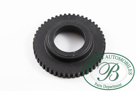 Jaguar Rear ABS Ring part #CBC4705. Fits Jaguar 88-03 VDP, 94-96 XJ12, 88-97 XJ6, 98-03 XJ8, 95-03 XJR, 93 XJRS, 93-96 XJS, 97-06 XK8, 00-07 XKR