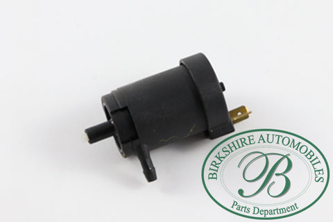 Windshield Washer Pump part #JLM20122\ DBC1989. Fits 1988-1994 Jaguar XJ6, XJ12, VDP