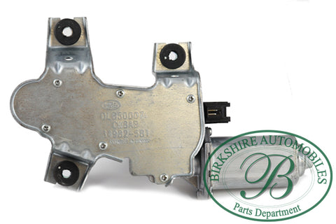 Land Rover Wiper Motor Part #DLB50074. Fits 2000-2009 LR3, 2010 and up LR 4
