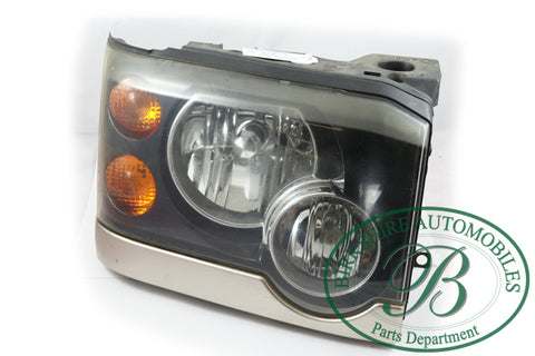 Land Rover Head light Right Side #XBC000841 RH  Discovery 2