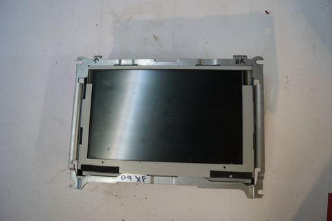 USED JAGUAR XF GPS/NAVIGATION UNIT PART#C2Z11734. FITS JAGUAR XF 2009