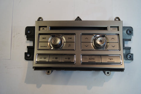 USED JAGUAR XF RADIO MODULE INTERFACE PART#C2Z12822. FITS JAGUAR XF AND XFR 2009-2011