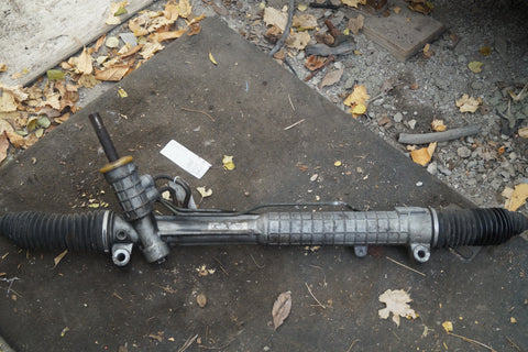 USED LAND ROVER RACK AND PINION ASSEMBLY PART # LR032374. FITS LANDROVER LR3 2005-2009