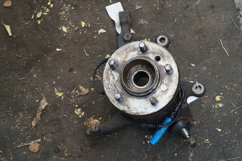 USED RANGE ROVER WHEEL HUB PART #LR023978.FITS RANGE ROVER  AND RANGE ROVER SPORT 2003-2012