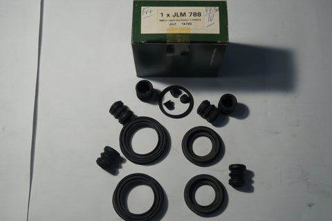 NEW DISC BRAKE CALIPER REBUILD KIT FOR JAGUAR PART # JLM788. FITS JAGUAR VDP AND XJ6 1989-1990