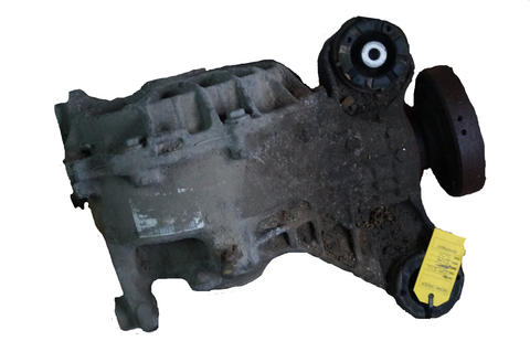 USED JAGUAR REAR DIFFERENTIAL PART #C2D23158. FITS JAGUAR XJ AND XF WITH 3.0L ENGINES 2013-2019