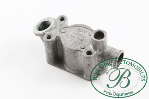 Jaguar Idle Air Control Valve # EBC1789. Fits Jaguar XJ6, XJ40 3.6, XJS 3.6 To Engine 143565