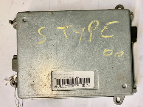 USED JAGUAR BODY CONTROL MODULE PART #YW4T-13B524-BA