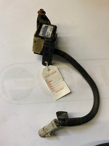 USED JAGUAR CRASH IMPACT AIRBAG SENSOR PART #BEC24694
