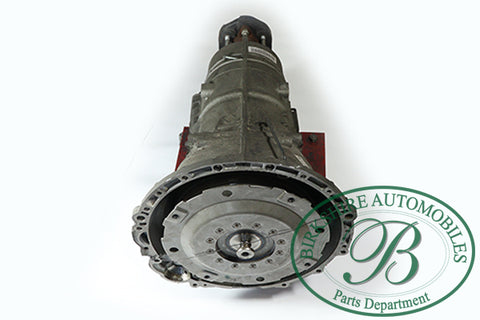 Jaguar XF Transmission assembly. Fits 2010 Jaguar XF 5.0L