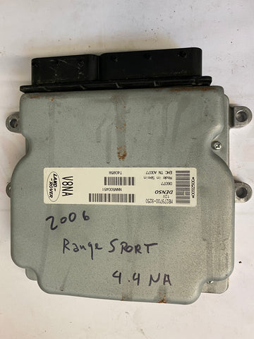 USED LAND ROVER ENGINE CONTROL MODULE PART#MB-2797000-9250