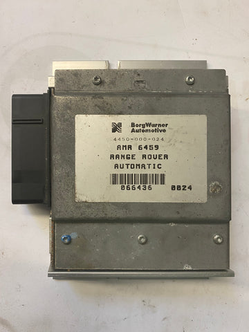 USED LAND ROVER TRANSFER CASE CONTROL MODULE PART #AMR6459. FITS RANGE ROVER 1997-2002