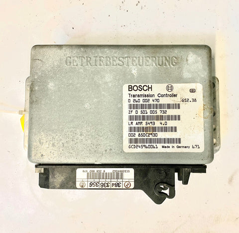 USED LAND ROVER TRANSMISSION CONTROL MODULE PART #LR-AMR-5493. FITS RANGER ROVER 1997-1998