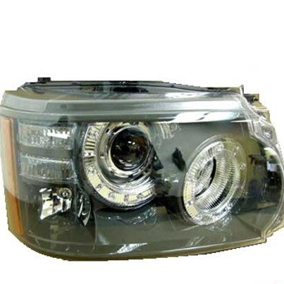 LAND ROVER COMPOSITE HEADLIGHT (RIGHT)  PART# LR026151. FITS: 2010-2011 RANGE ROVER HSE, 2010-2011 RANGE ROVER SUPERCHARGED
