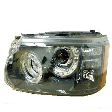 LAND ROVER COMPOSITE HEADLIGHT (LEFT)  PART# LR026162.  FITS: 2010-2011 RANGE ROVER HSE, 2010-2011 RANGE ROVER SUPERCHARGED