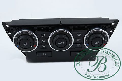 Land Rover Heater control Head-LR041185 Fits 2010 Land Rover LR2