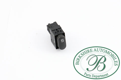 Jaguar Performance control sport mode switch part # LNC6220AA. Fits Jaguar XJ8,XJR,VDP,XK8,XKR