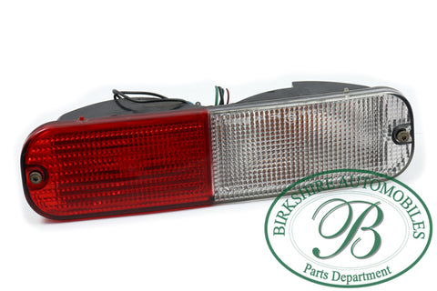Land Rover Rear bumper light part #XFB000290. Fits Land Rover 2002-2003 Freelander