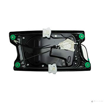 Land Rover Left Front Window Regulator With Motor Part #CUH500250 Fits 05-08 LR3, 06-09 Range Rover Sport