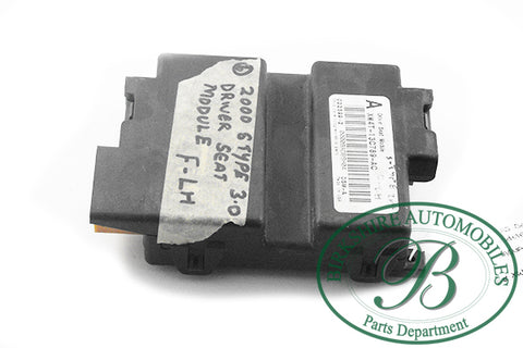 JAGUAR DRIVERS SEAT MODULE PART #XW4T 13C789 AC Fits 99-03 S-type