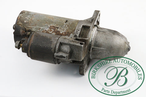 LAND ROVER STARTER PART# BOSCH 027107. FITS 1996-1998 DISCOVERY 4.0L