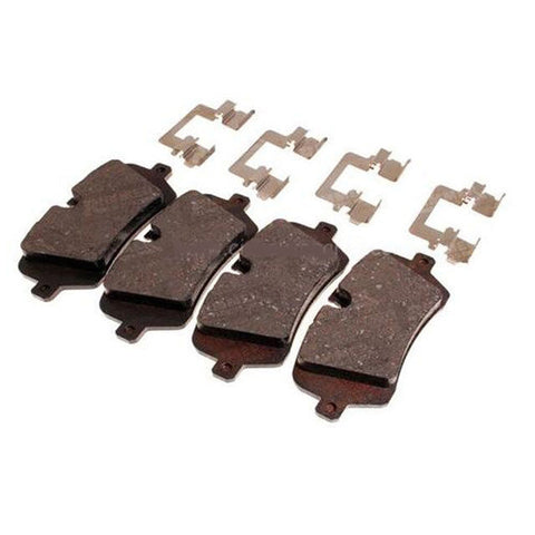 Aftermarket Land Rover rear brake pads part # LR079935. fits Range Rover 2014-2017, Range Rover Discovery 2017