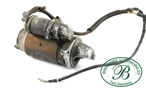 USED JAGUAR LUCAS STARTER PART# 54247035 25684H. FITS: 1968-1971 XJ 2.8L/4.2L, 1972-1974 XJ6 BASE/ BASE SEDAN, 1975-1976 XJ6 L-SEDAN/C-COUPE