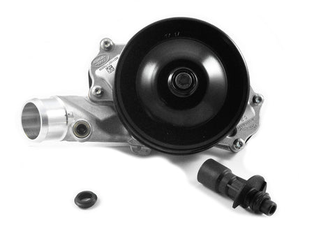 Land Rover\ Jaguar Water Pump Part # LR0 97165 # C2Z 31587. Fits 2014-2016 F-type, 2010-2016 XF, XJ,LR4, 2010-2015 XFR\ XK\ XKR, 2013-2015 XFR-S, 2014-2016 XJR, 2012-2015 XKR-S, 17 Discovery, 2010-2017 Range Rover\ Range Rover Sport all with 5.0L