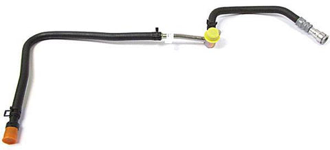 LAND ROVER OIL COOLER HOSE PART #PBP500290. FITS RANGE ROVER 2007-2009 4.2L SUPERCHARGED AND SPORT UTILITY